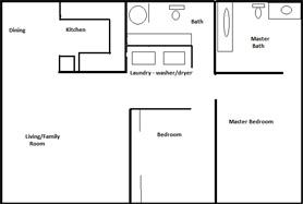 2 bedroom 2 bath duplex for rent vista ca