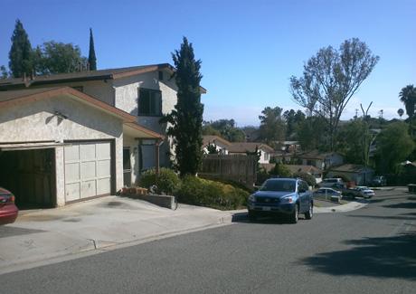 Duplex Rentals Vista CA
